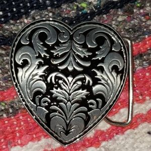💚Heart Shaped Belt Buckle